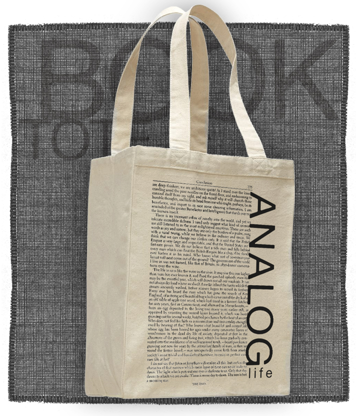 The Book Tote