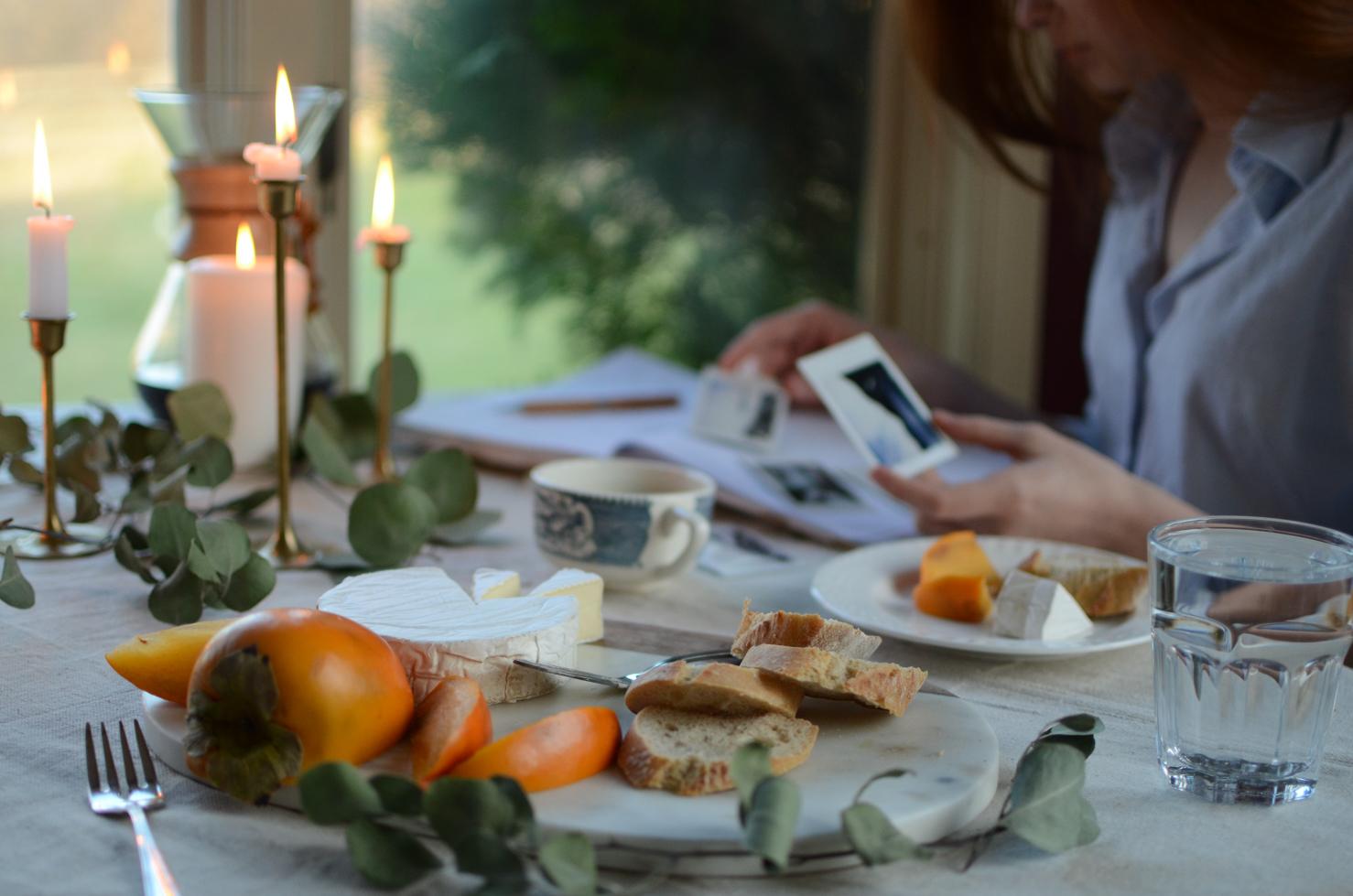 Grace Table//Self Hospitality