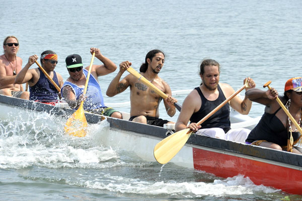 Our coastal tribes utilize the waterways as ancient highways for thousands of years.