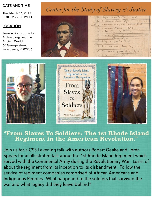 For More Information Click Here   https://www.brown.edu/initiatives/slavery-and-justice/slaves-soldiers-1st-rhode-island-regiment-american-revolution