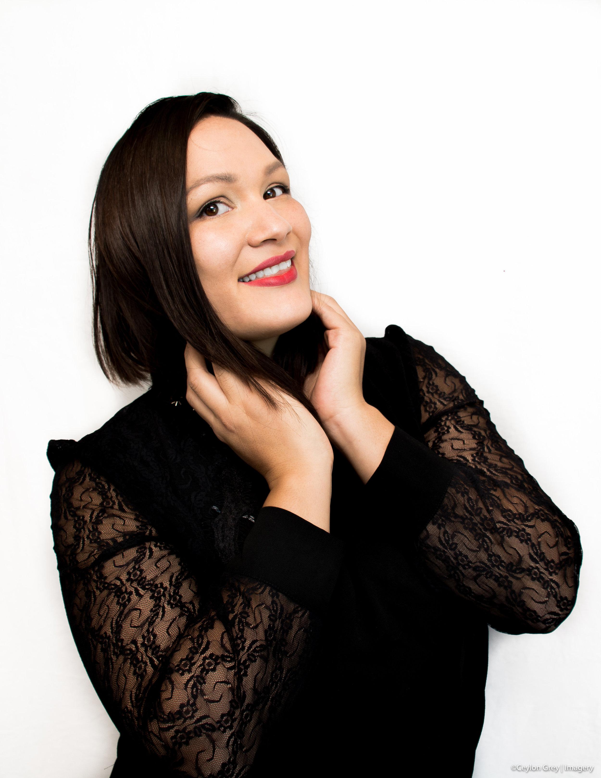 Adrianne Chalepah/ Kiowa/ Stand Up Comedian
