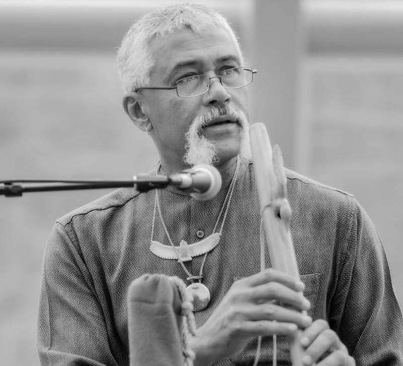 Hawk Henries/ Nipmuc/ Woodland Flute Musician