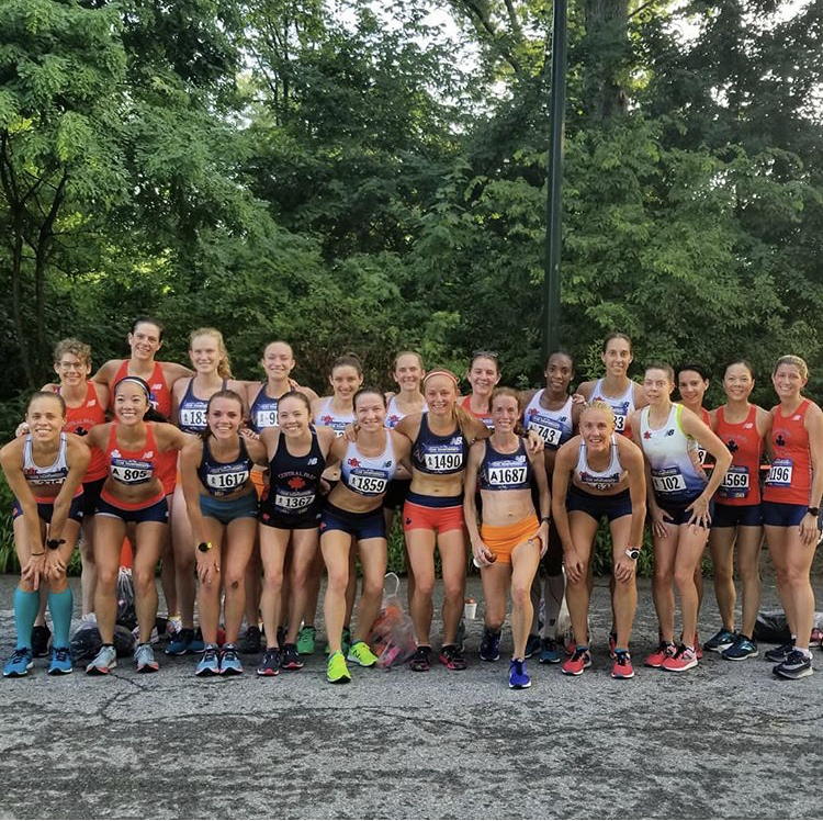 Central Park Track Club