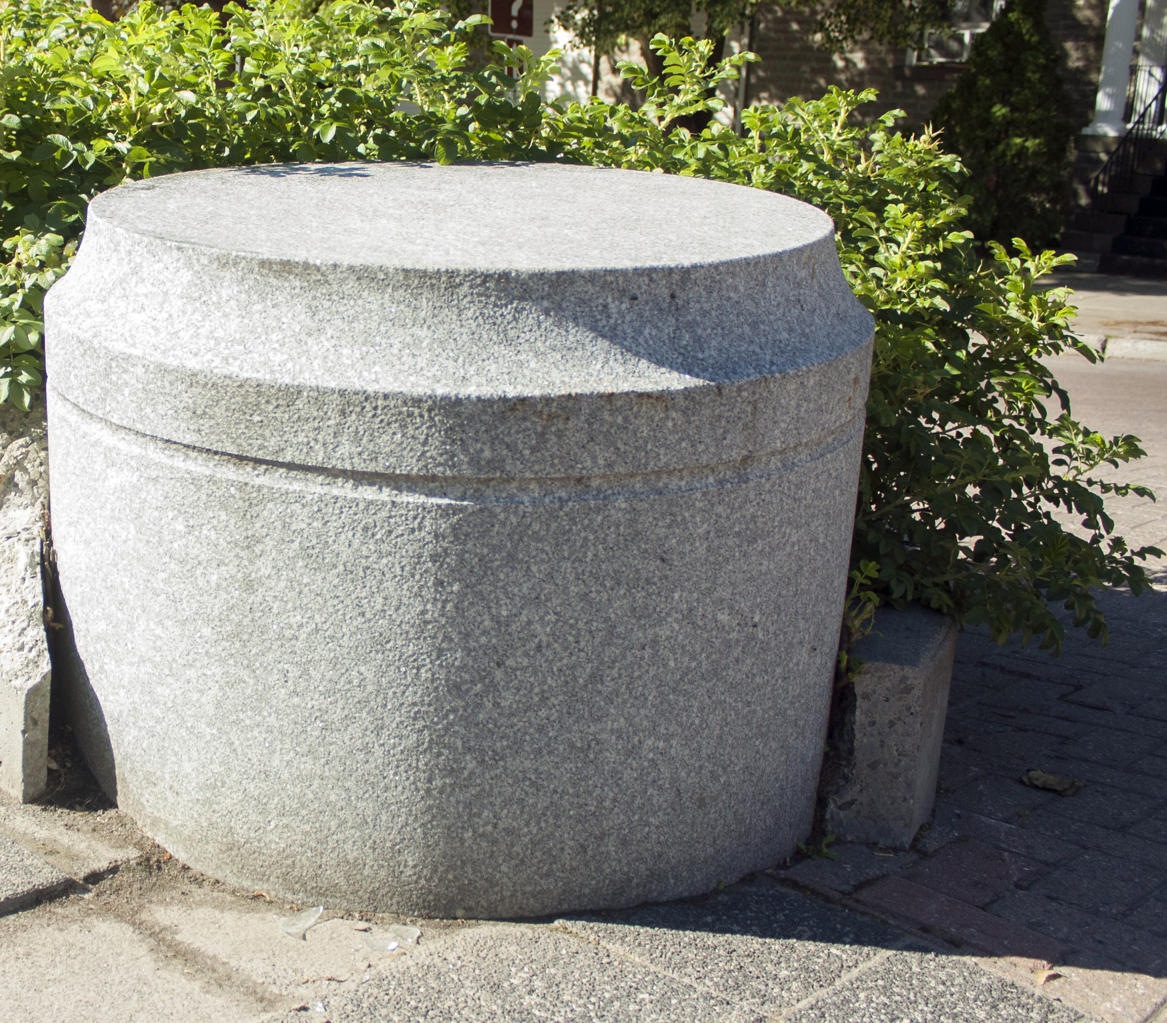 Granite Pedestal Design
