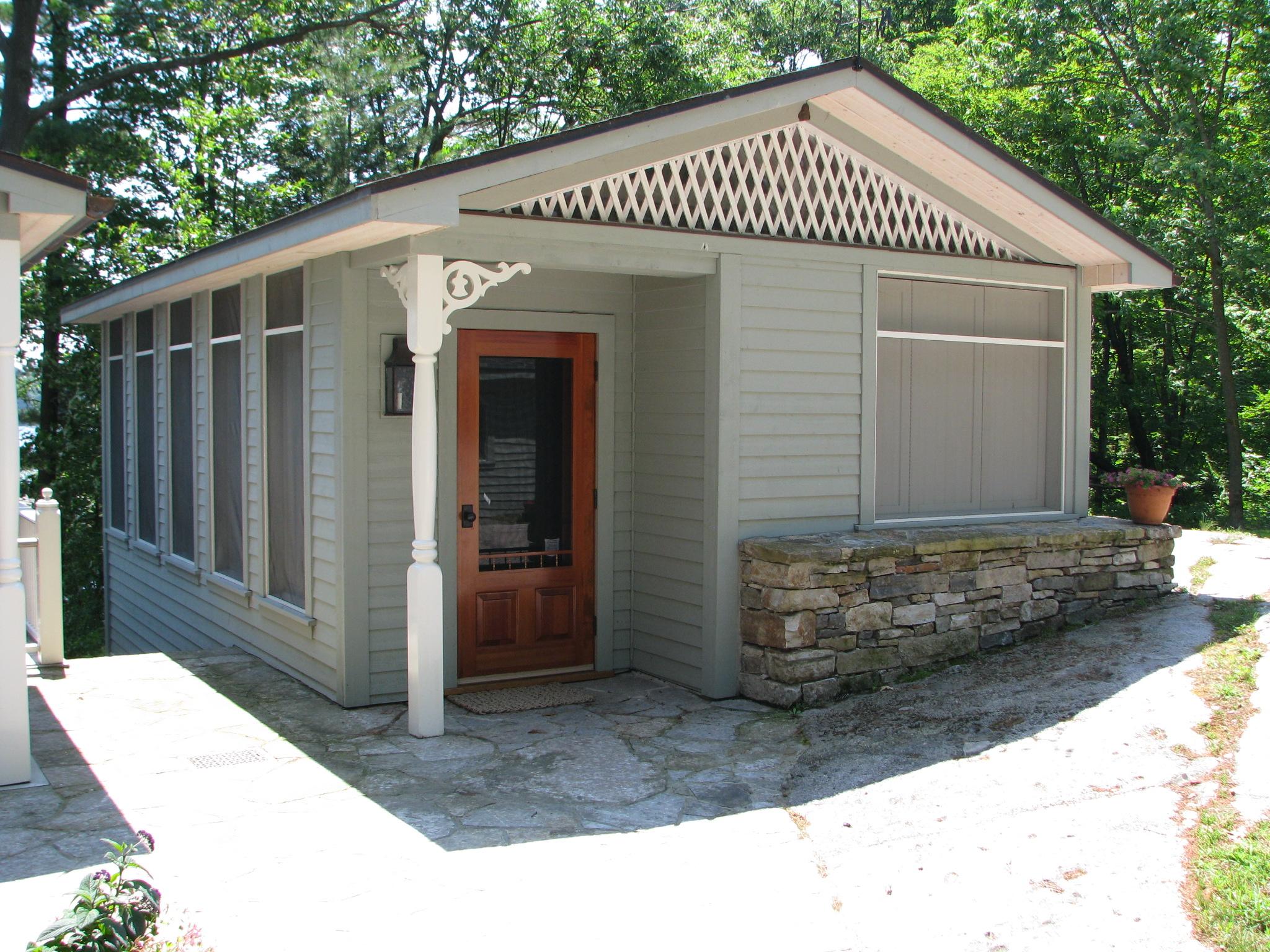 Thousand Islands Cottage | Landscape Architecture | Brockville | Riverview Design Solutions | Prescott, Ontario, Canada