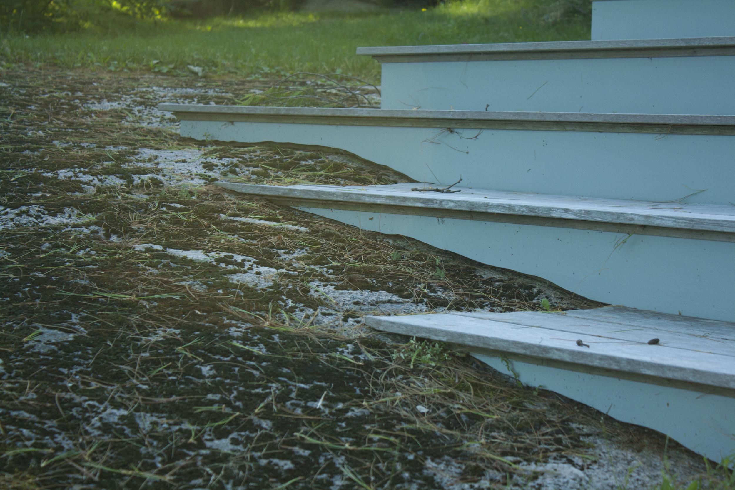 Thousand Islands Cottage | Stair Design | Landscape Architecture | Brockville | Riverview Design Solutions | Prescott, Ontario, Canada