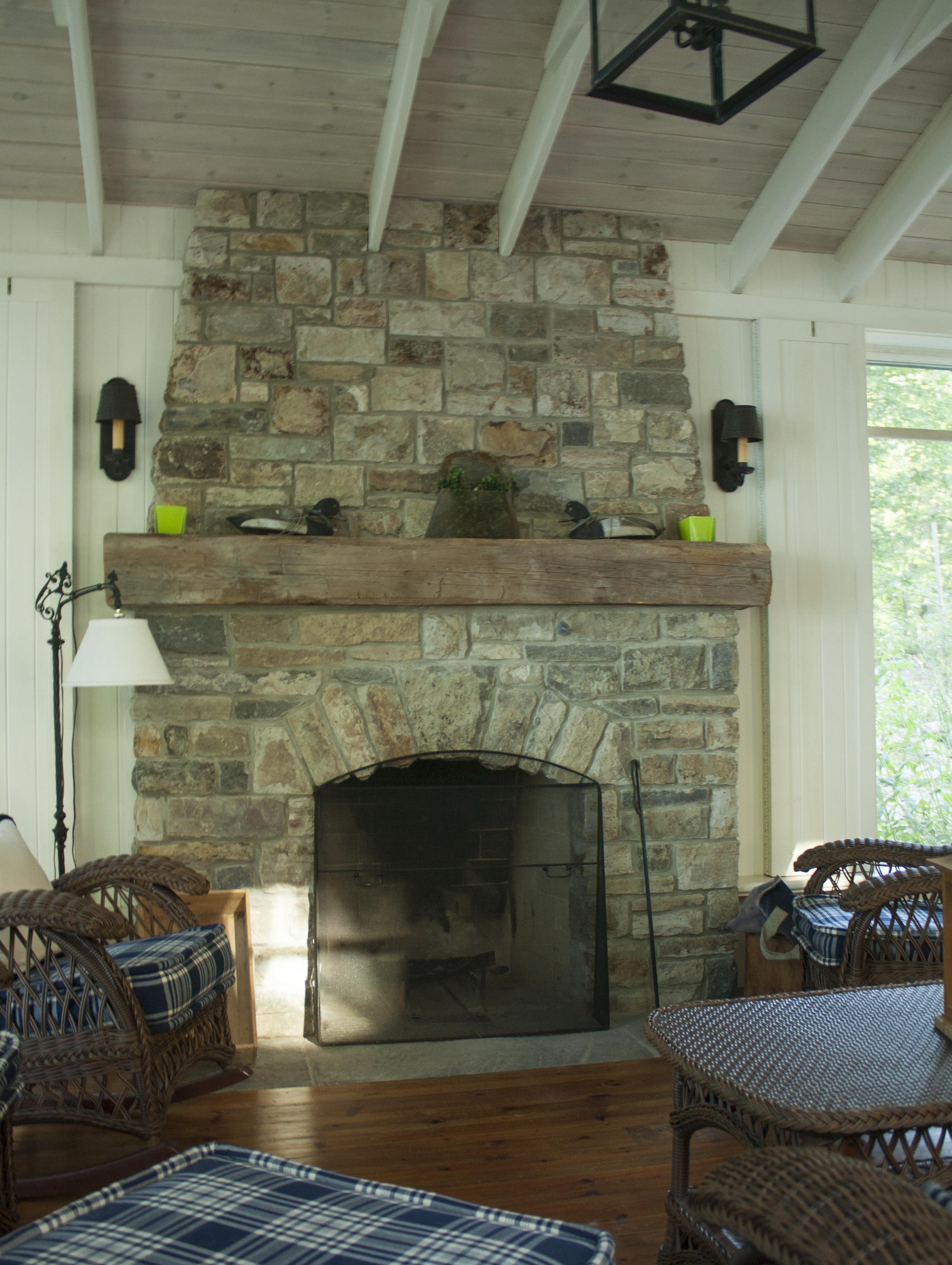 Thousand Islands Cottage | Interior Element Design | Brockville | Riverview Design Solutions | Prescott, Ontario, Canada
