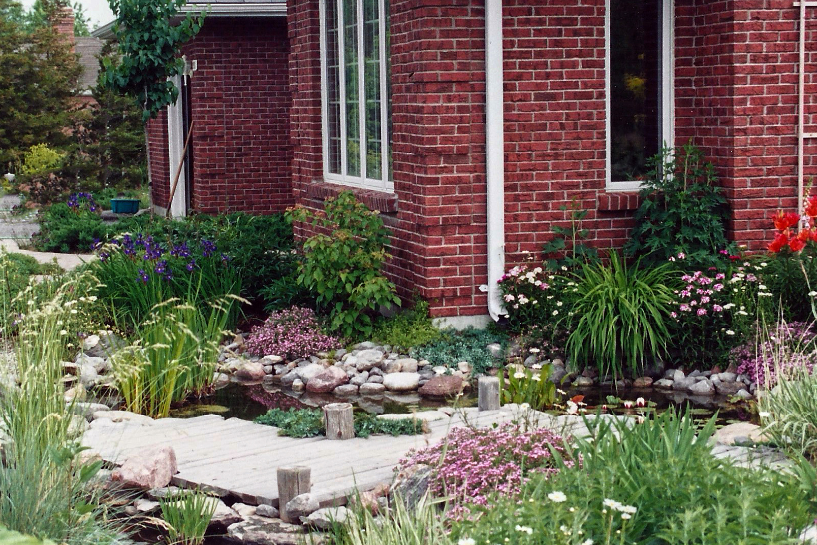Ecological Pond Design | Landscaping | Lakefield, Ontario | Riverview Design Solutions