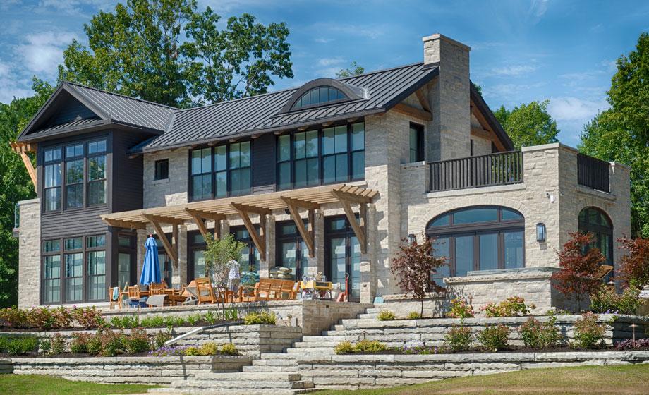 Summer Getaway in The Thousand Islands | Landscape Design | Riverview Design Solutions | Prescott, Ontario, Canada