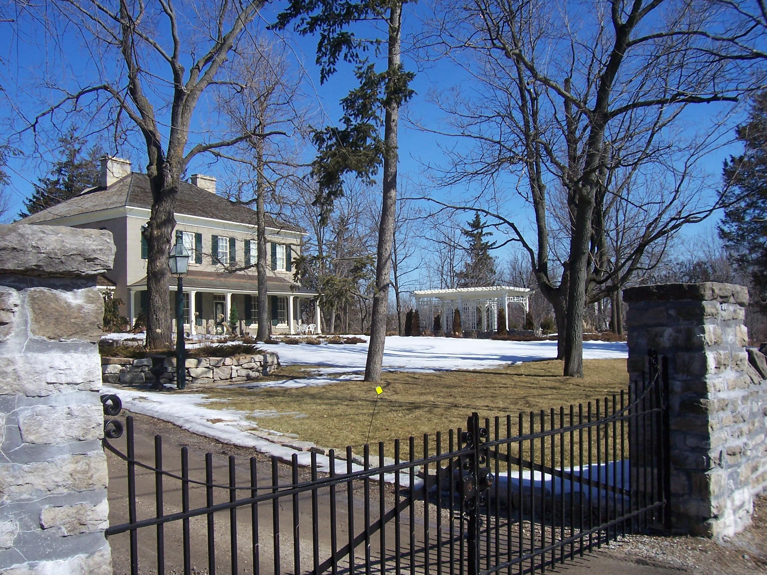 HISTORIC HAGGARTY HOUSE