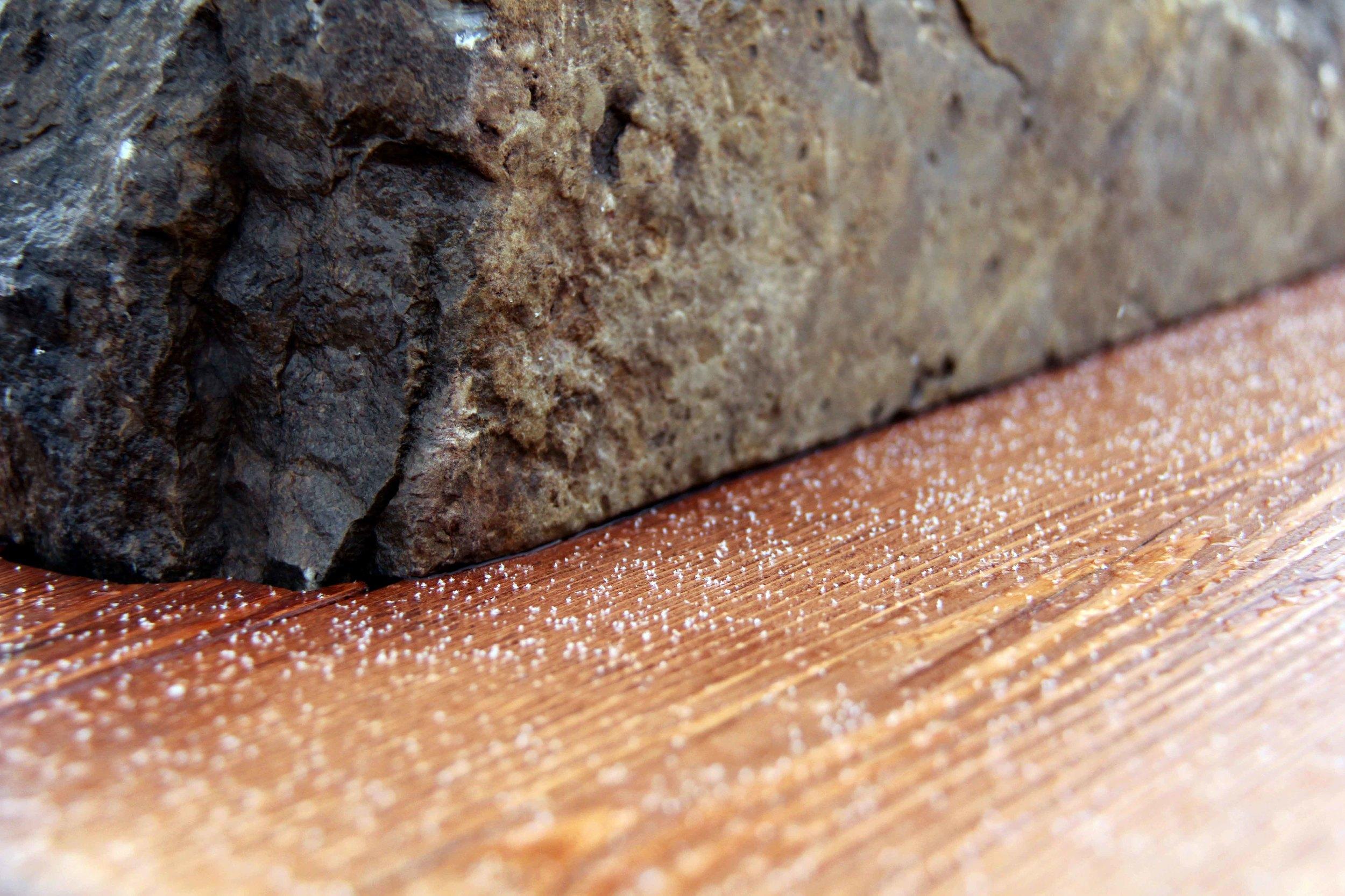 Riverview Design Solutions - Shoreline Coffee Table - Stone - Reclaimed Wood - Brockville - Prescott.jpg
