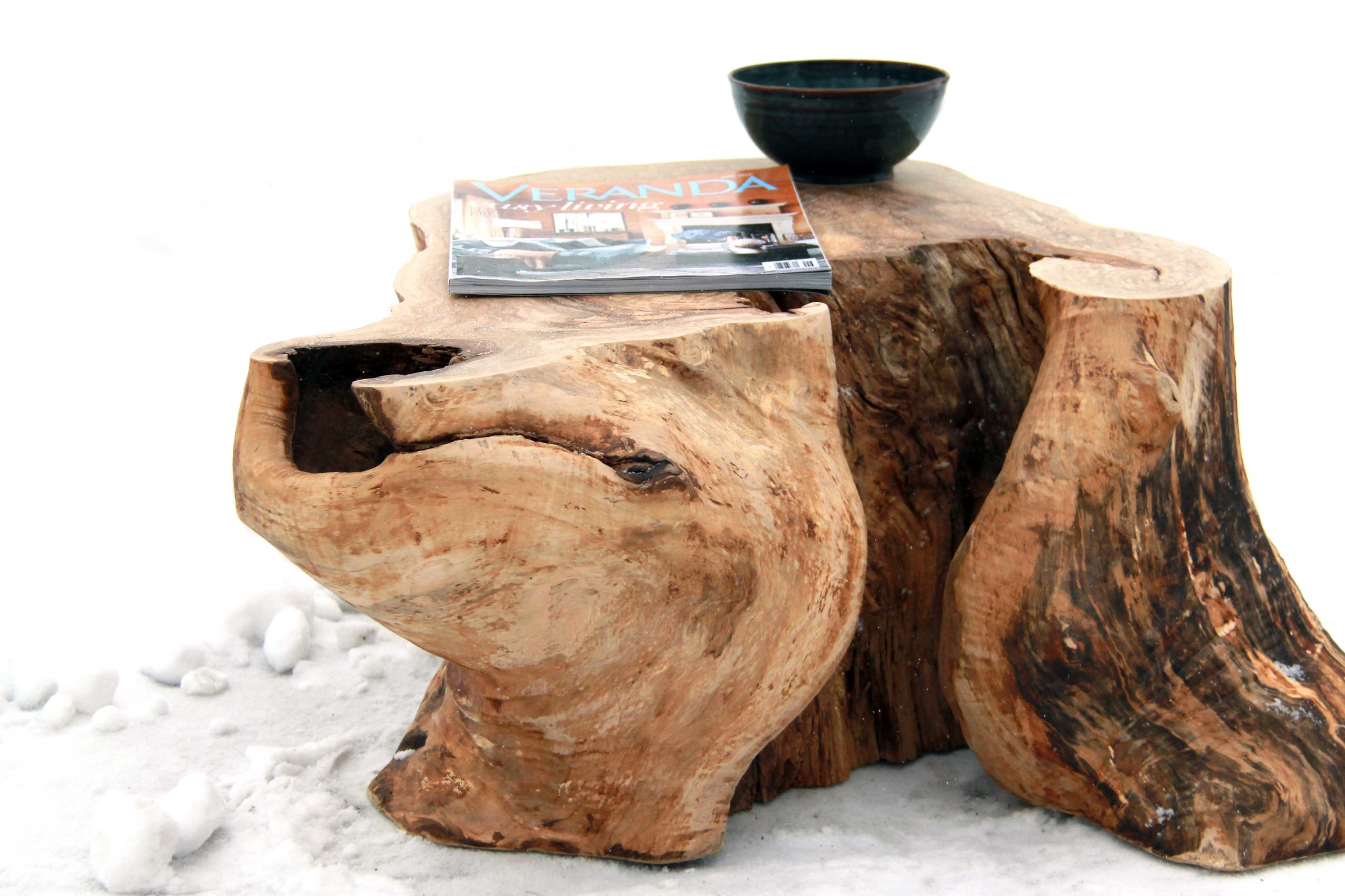 WOODLAND SERIES ACCENT TABLES
