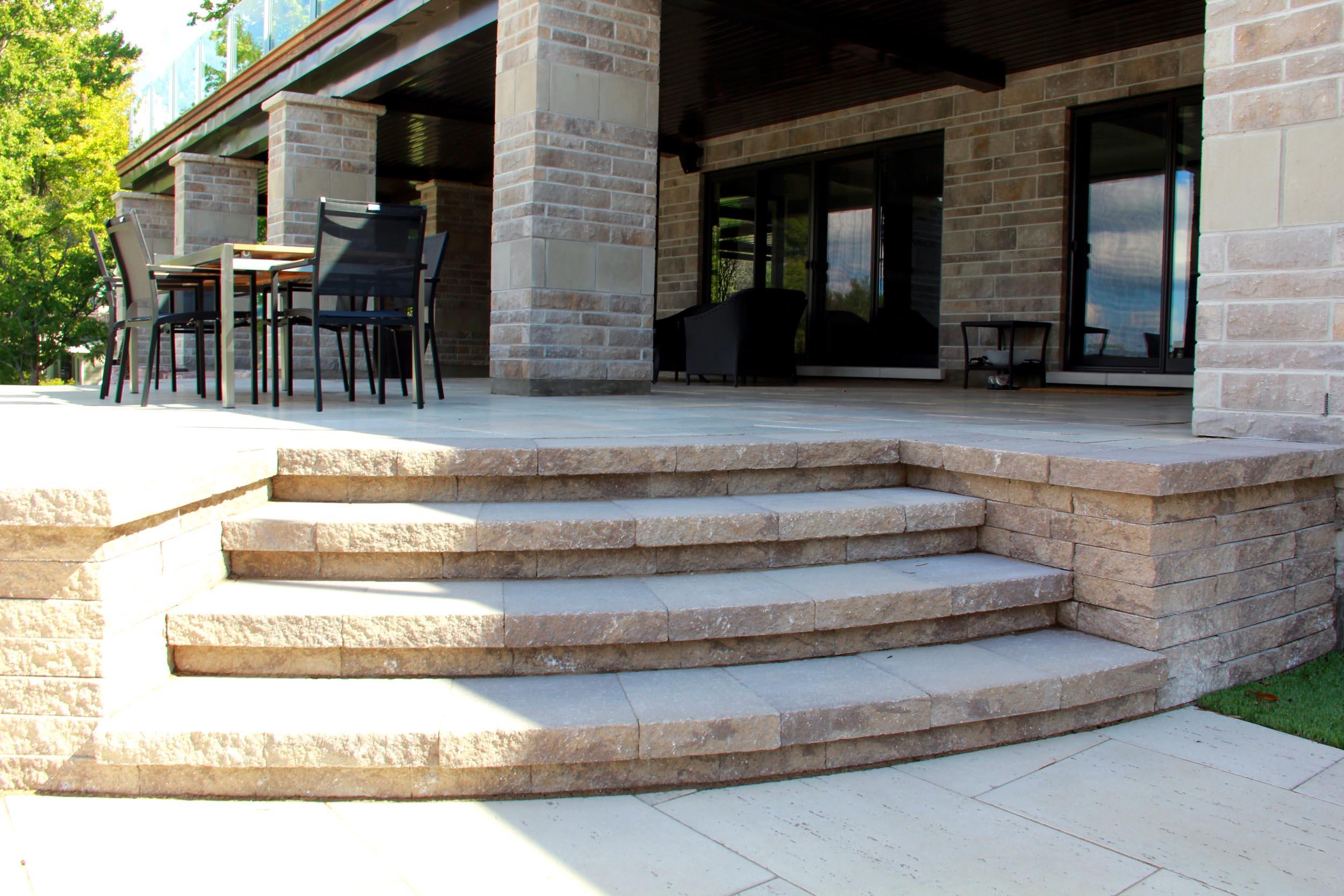 Riverview Design Solutions - Thousand Islands Waterfront Home - Patio Space - Landscape Architecture.jpg