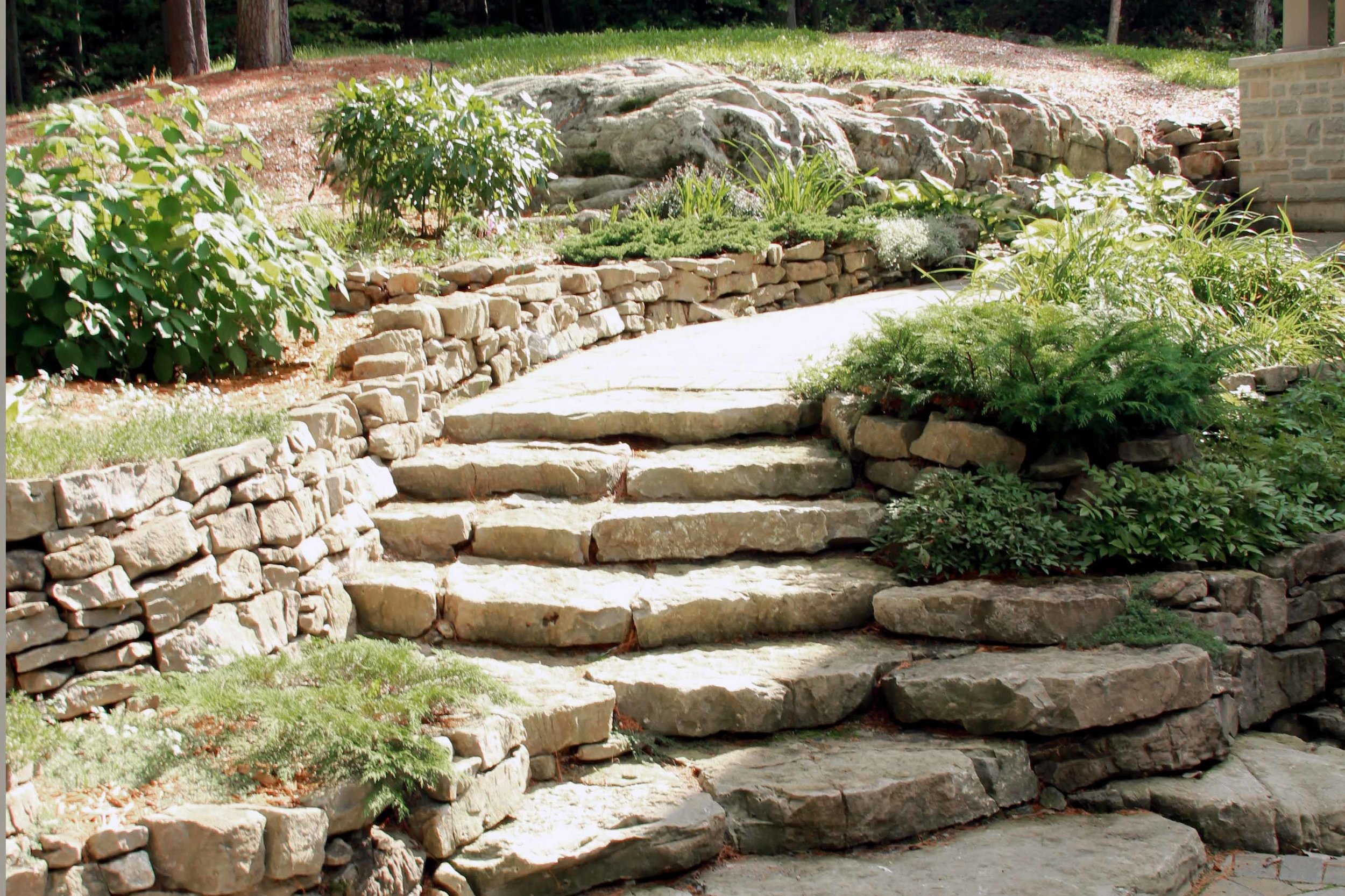 Riverview Design Solutions - Rustic Simplicity - Landscape Architecture - Minimal Forest Home.jpg