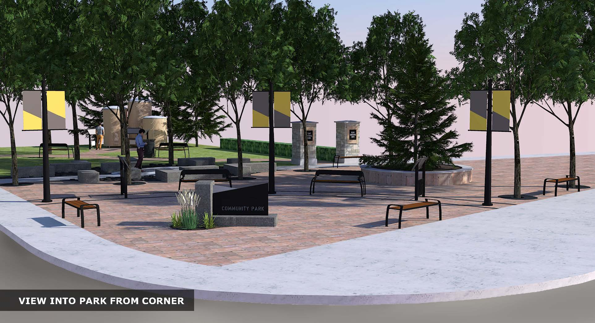 Community Park Entrance_Riverview Design Solutions_Landscape Design_Architectural Design_Concept.jpg