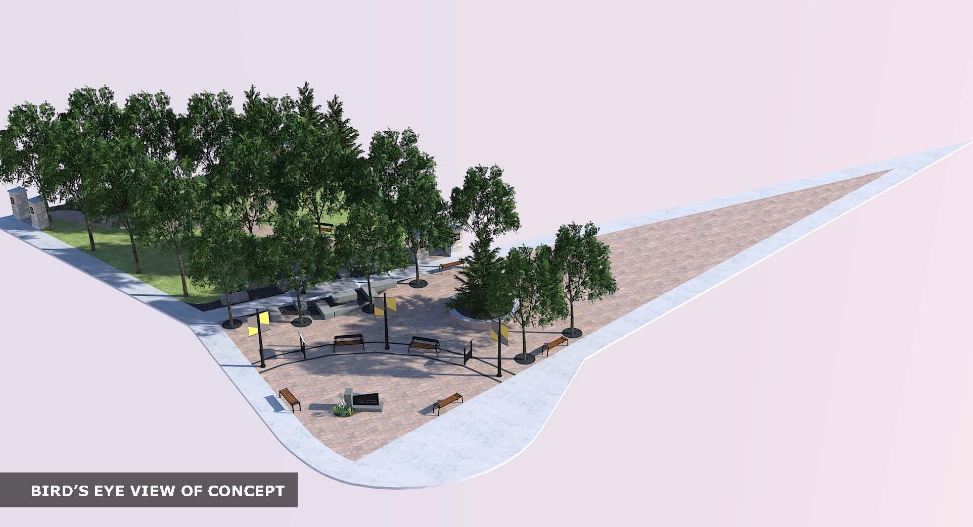 COMMUNITY PARK CONCEPT 1