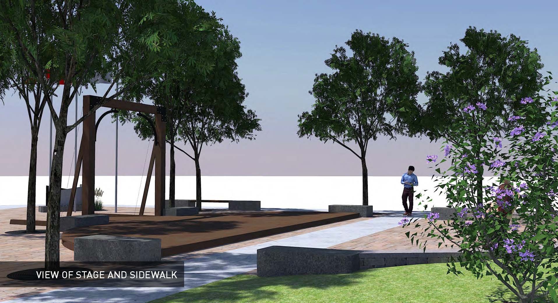 Riverview Design Solutions_Stage Area_Walkway_Community Park Concept_Landscape Design_Architecture.jpg