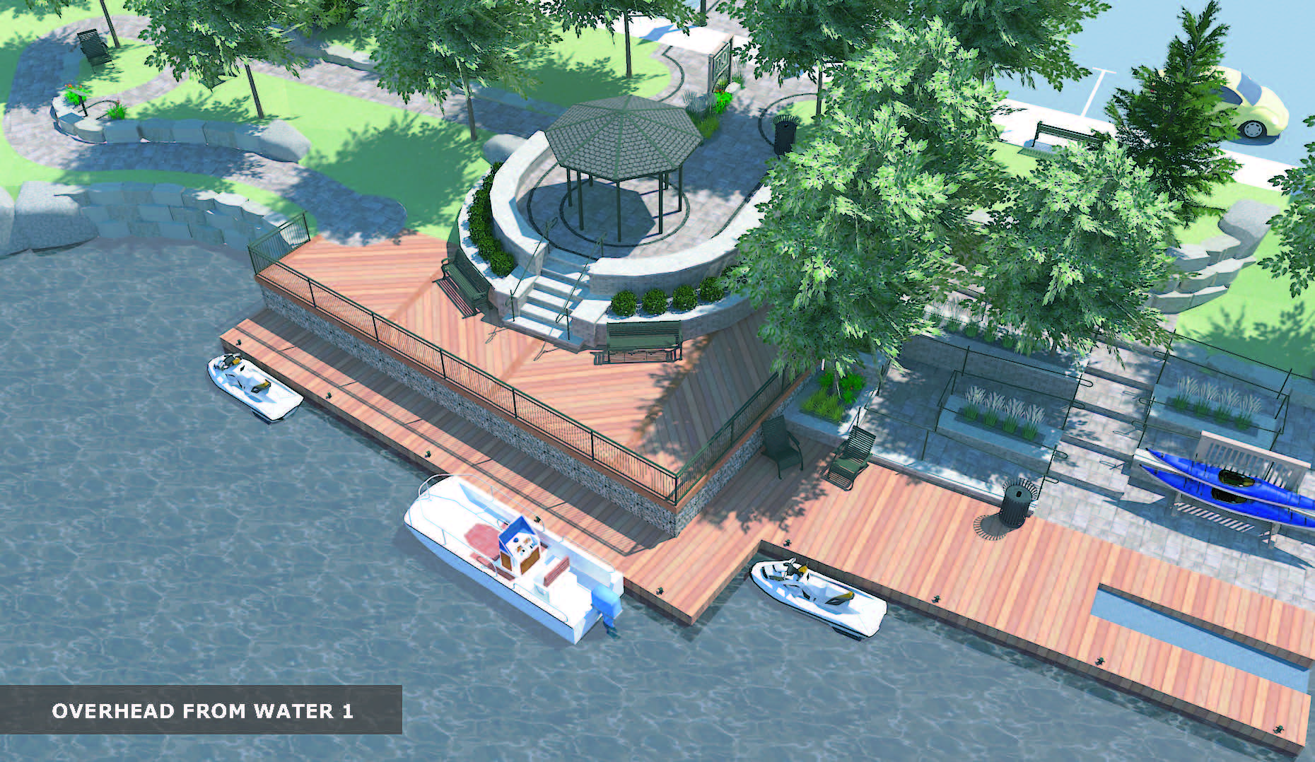 WATERFRONT PARK CONCEPT 1