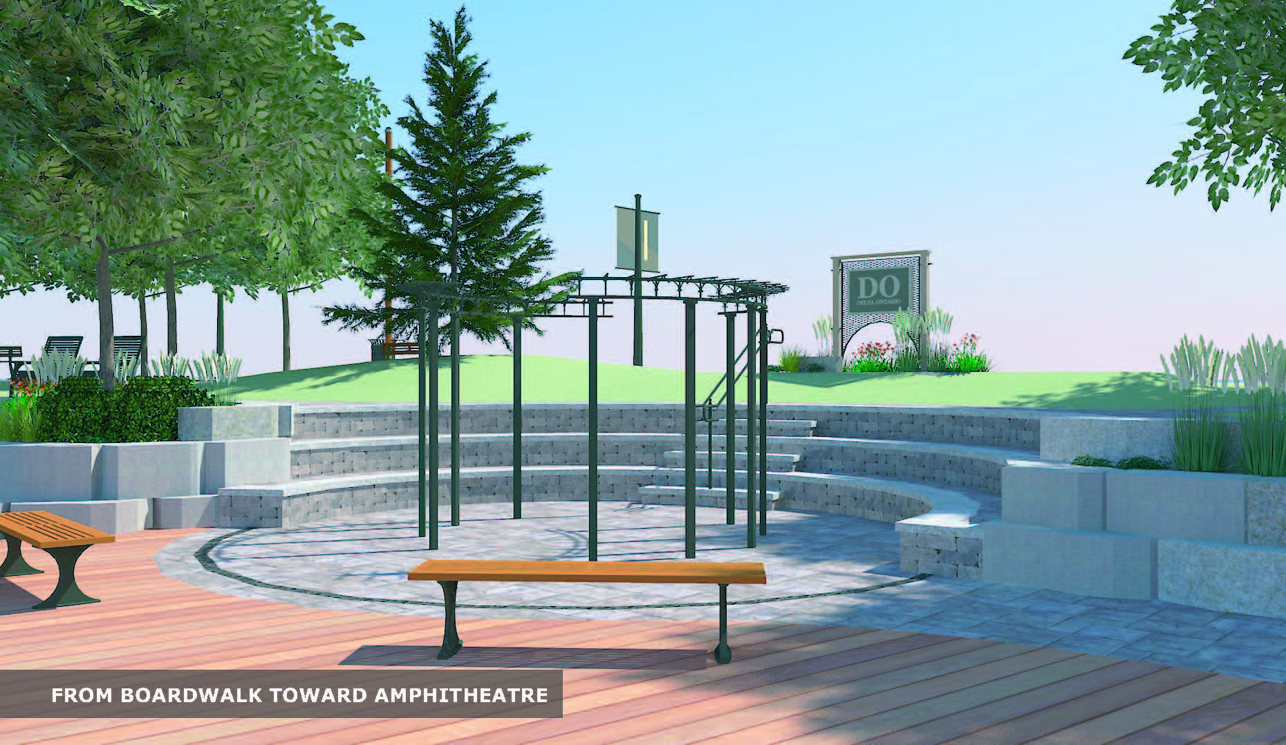 Waterfront Community Park Concept_Stage_Gazebo_Rivervew Design Solutions_.jpg