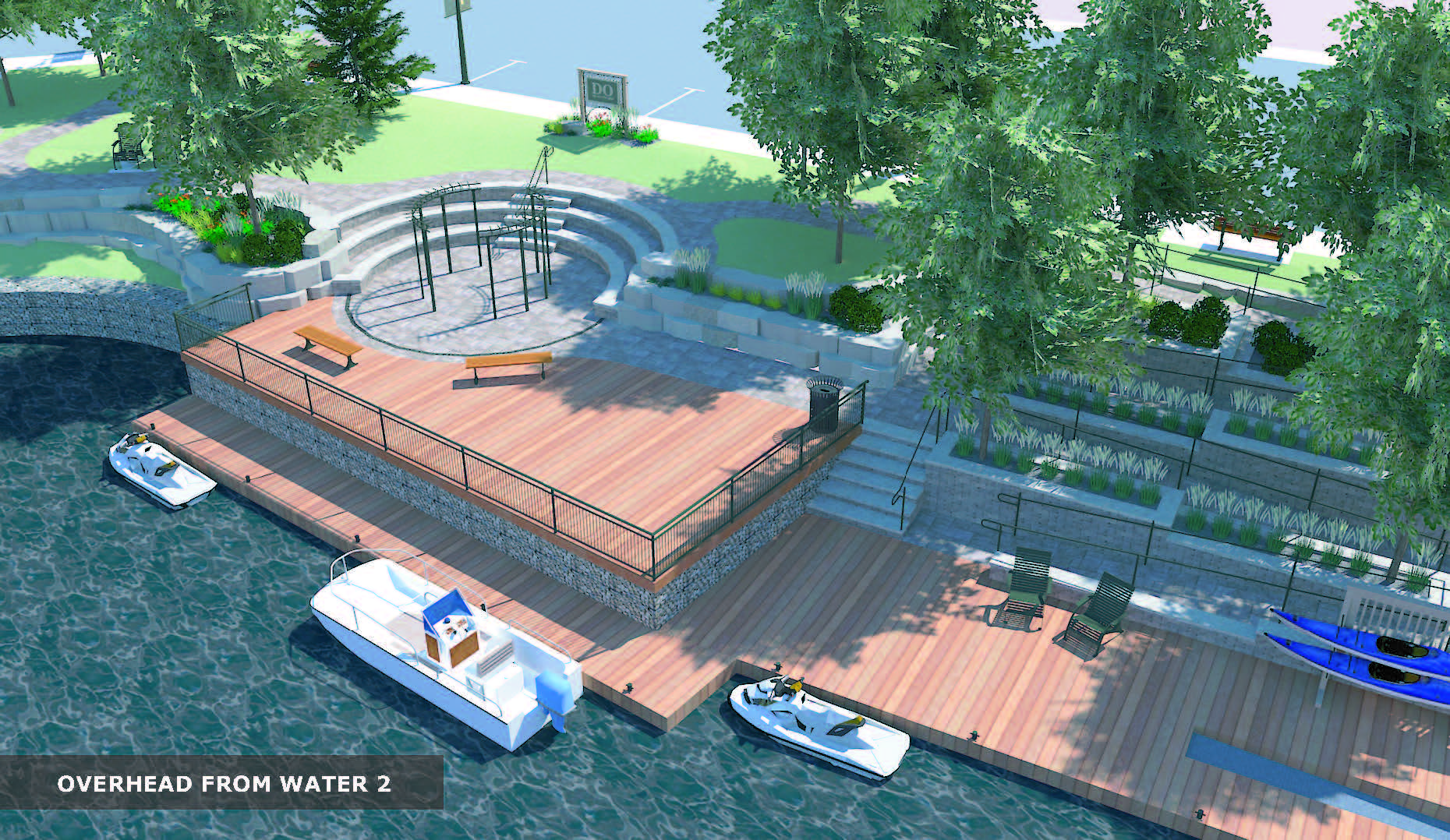 WATERFRONT PARK CONCEPT 2