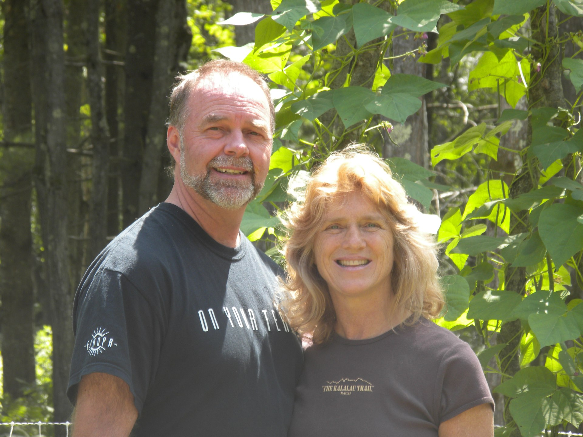 Paul & Sheila Ouellette