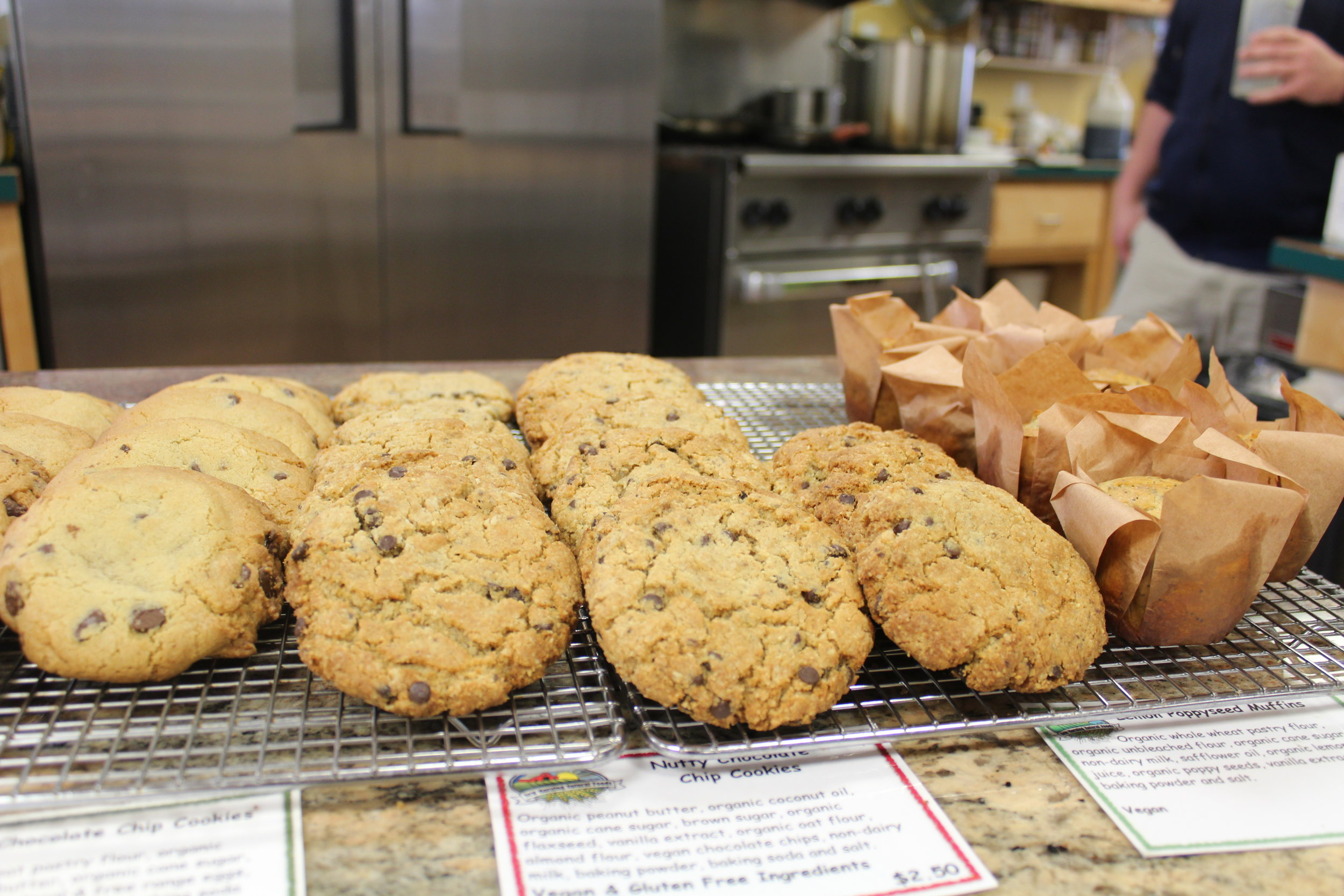 Our Baked Goods. Our Recipes.