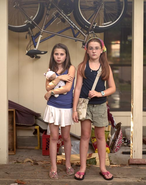 Margaret with friend (2011)