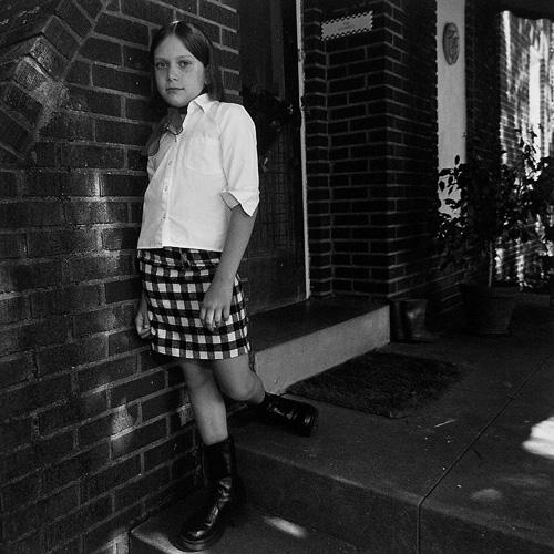 Rachel with skirt (1995)