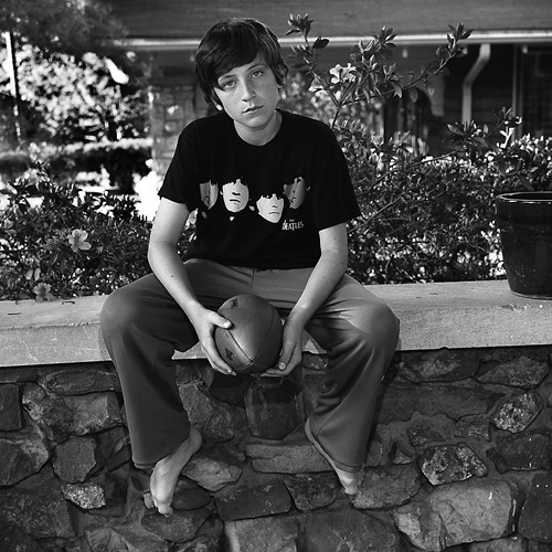 Christen with football (2011)