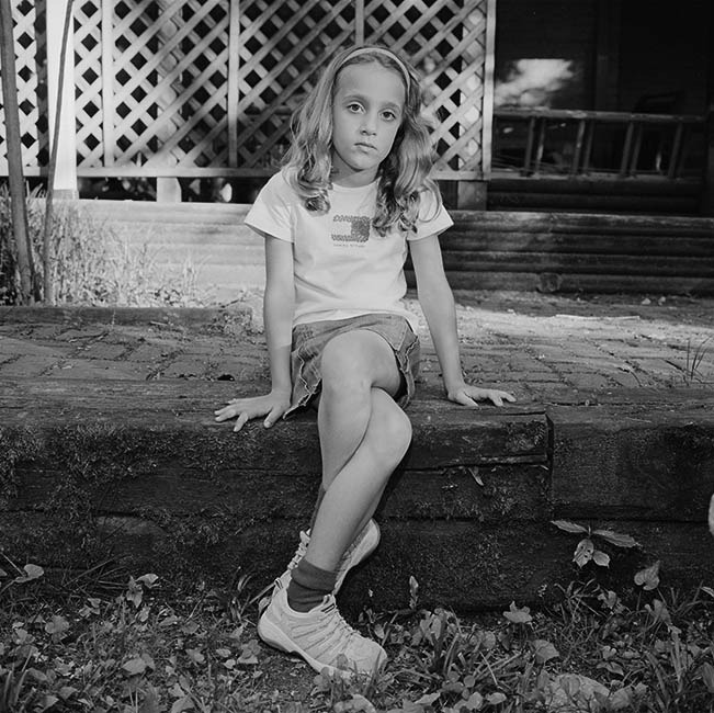 Casey with twisted legs (2007)