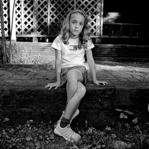 Casey with twisted legs (2009)