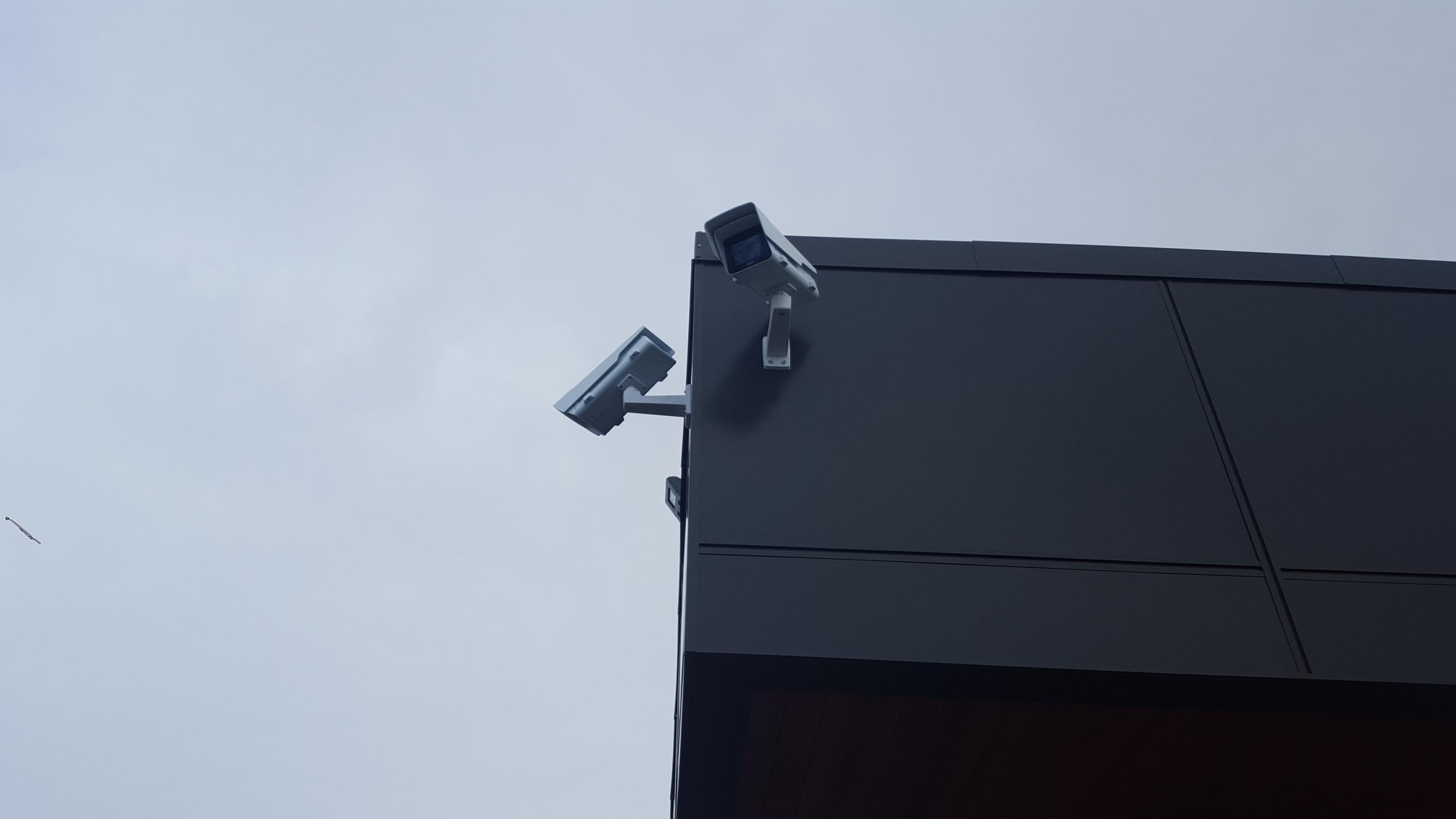 HD Body Camera Housing