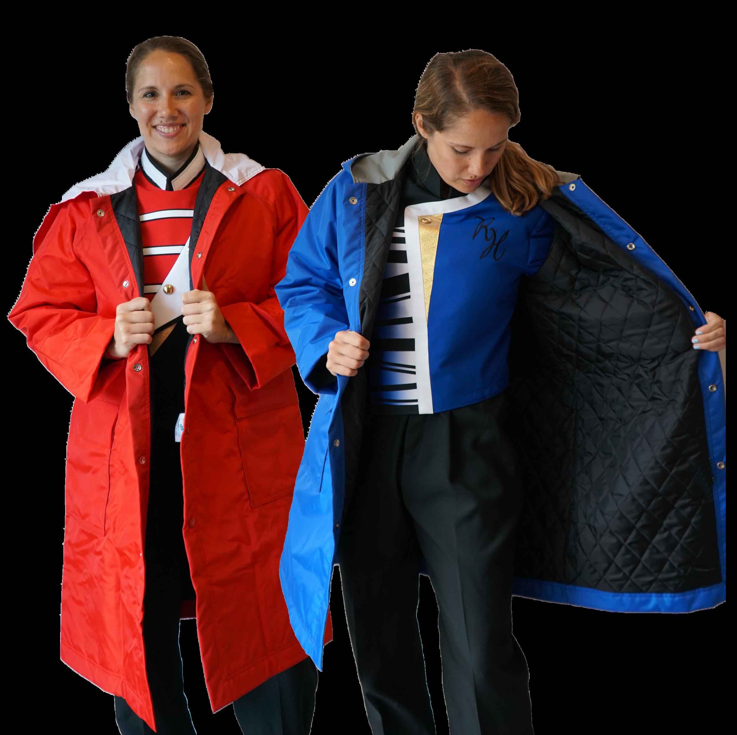 Raincoats -