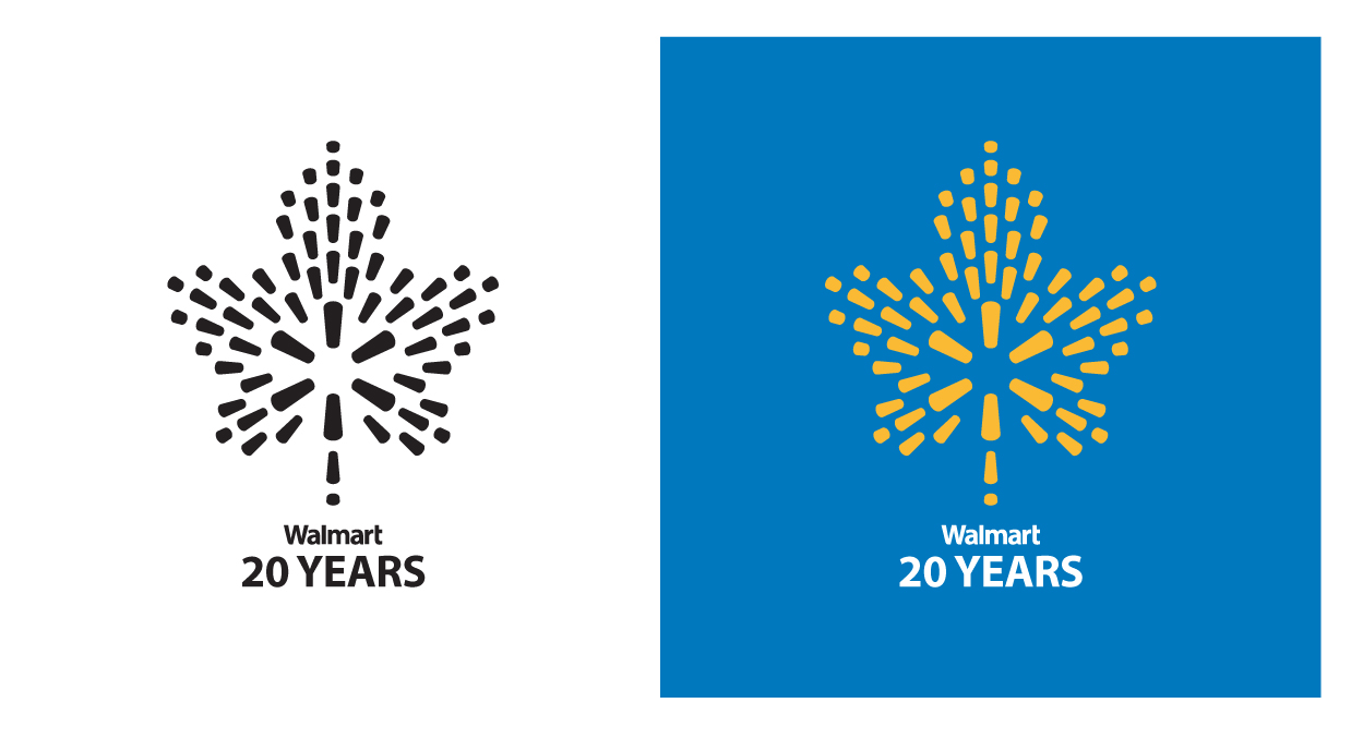 WalmartCanada. 20th Anniversary (Proposal) - Toronto, ON (2013)