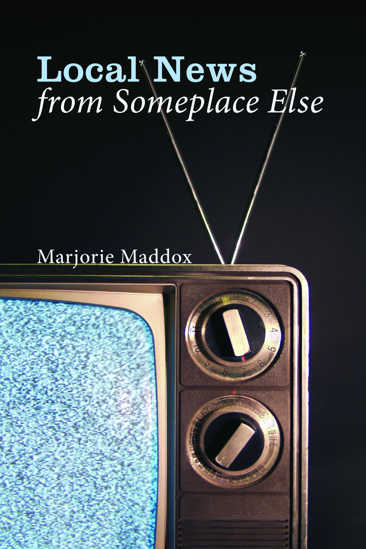 Local News from Someplace Else book cover