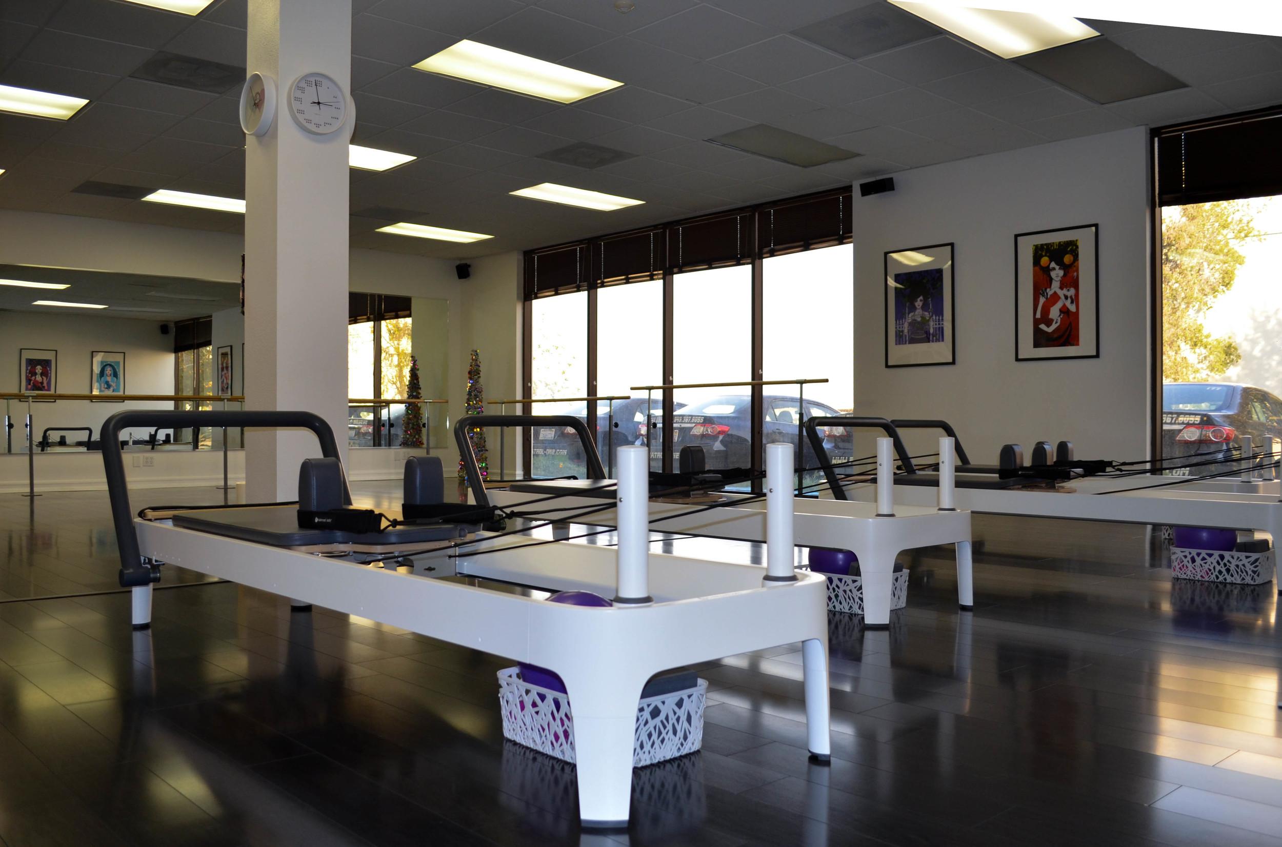 Corona Pilates Classes