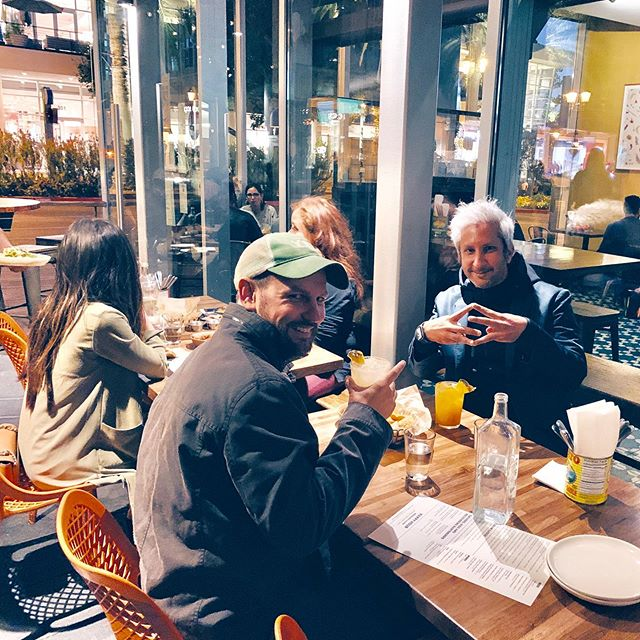 Santana Row integral takeover 🌘 @ciis_sf  #philosophers #integral #tacos