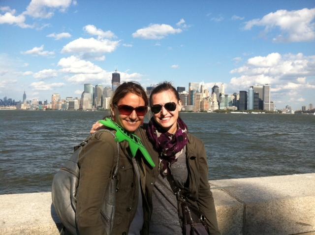 Elizabeth Ott & Megan Baier