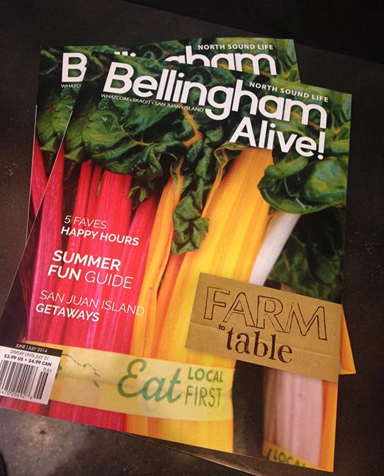 Bellingham Alive! | June/July 2014