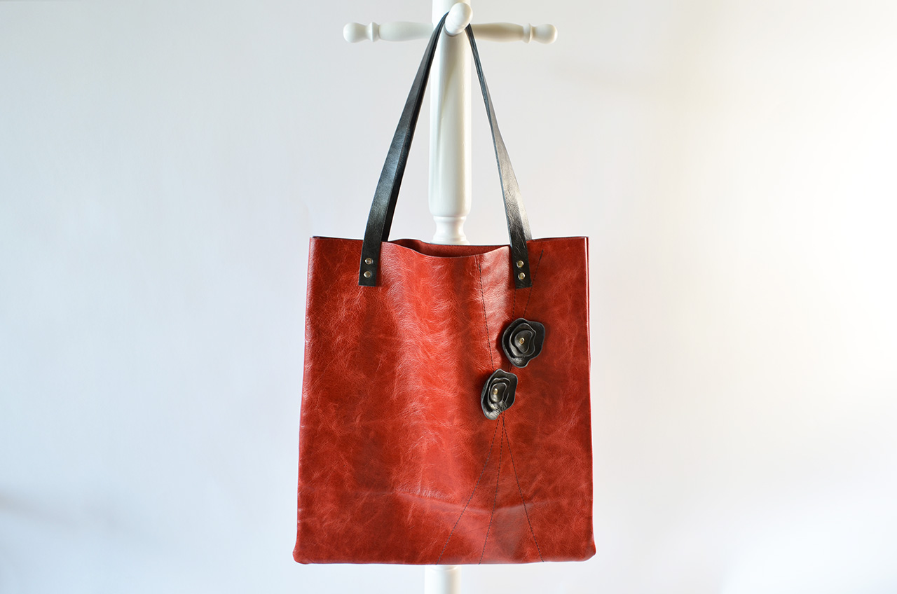Peony Pop-Out Tote