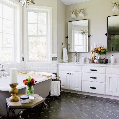 Coopers Corner | Master Bathroom Reonvation