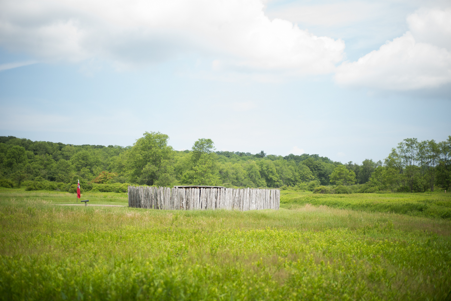 Fort Necessity. Farmington, PA