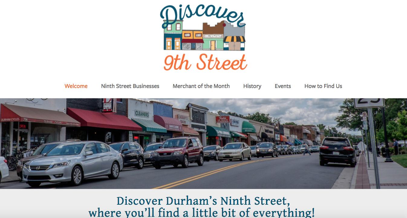 Ninth Street Durham