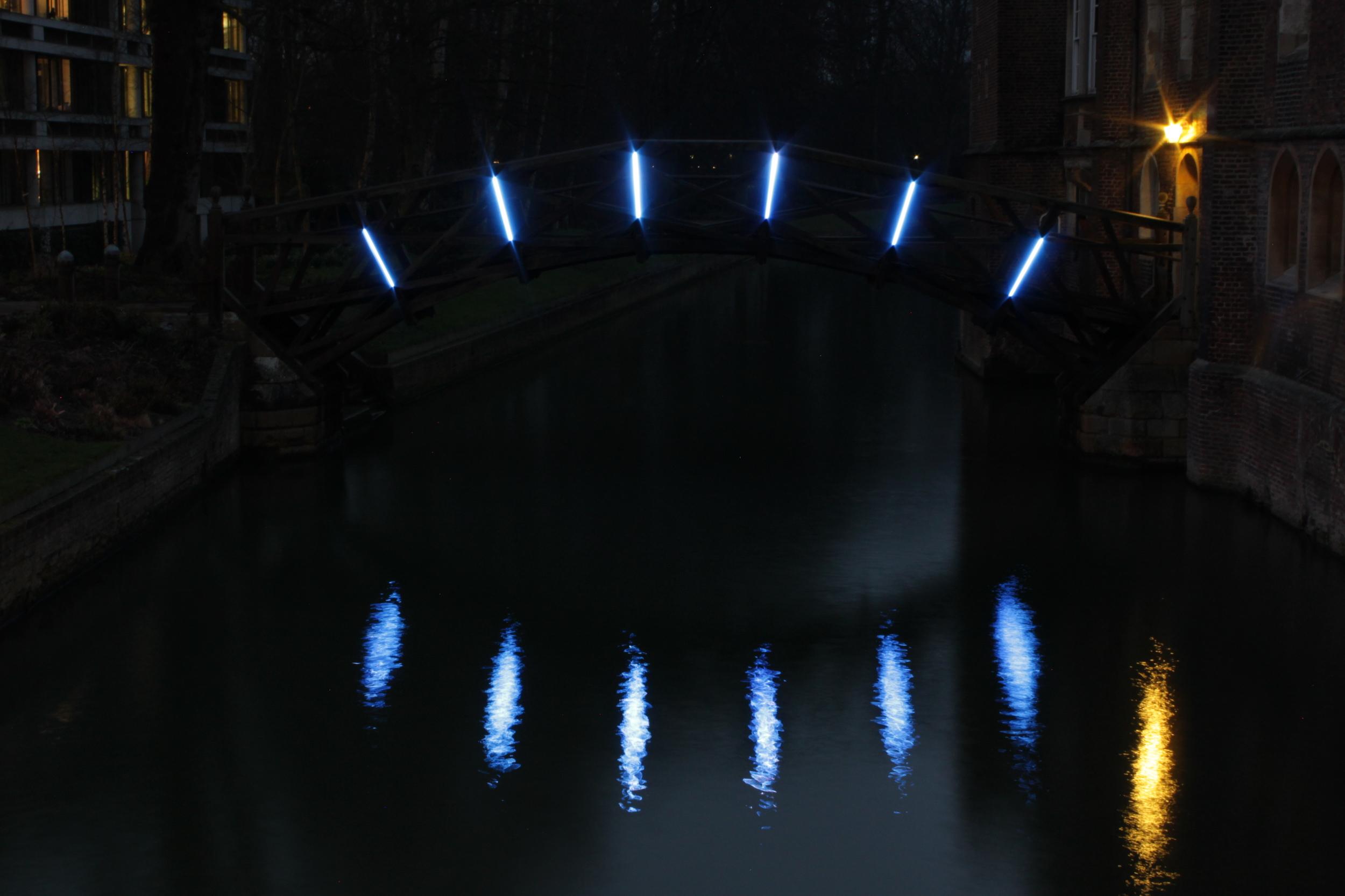 mathematical bridge e-luminate