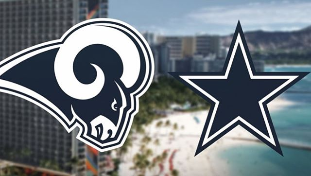 Aloha Stadium CJMS students and families!  Just a heads up... The LA Rams VS Dallas Cowboys football game is taking place today at Aloha Stadium.  Kick off is at 4PM, But it's only 8AM and tailgaters are already lining the entire 13B H1 exit all the way to the Stadium.  Expect traffic delays!  The Stadium Mall is blocking off parking stalls for customers so you should be able to find a spot. See you soon and drive safely! 🏈🎶