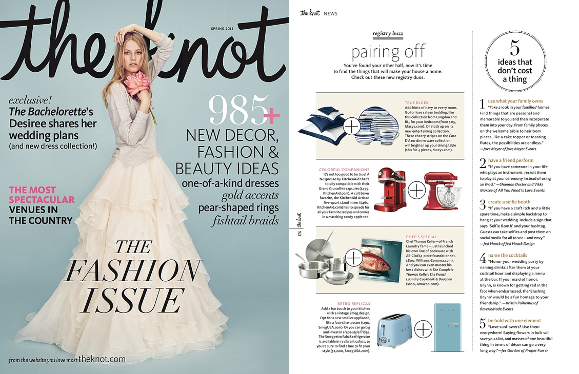 Brooklyn Wedding Planner Jove Meyer Events The Knot Feature