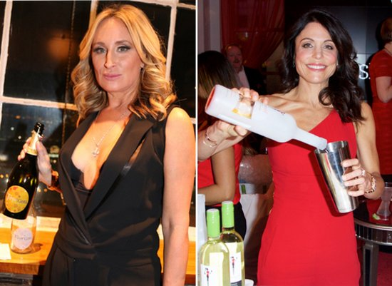 Filming of Bravo's 'The Real Housewives of New York'Featuring: Sonja MorganWhere: New York, United StatesWhen: 23 Nov 2015Credit: IZZY/WENN.com