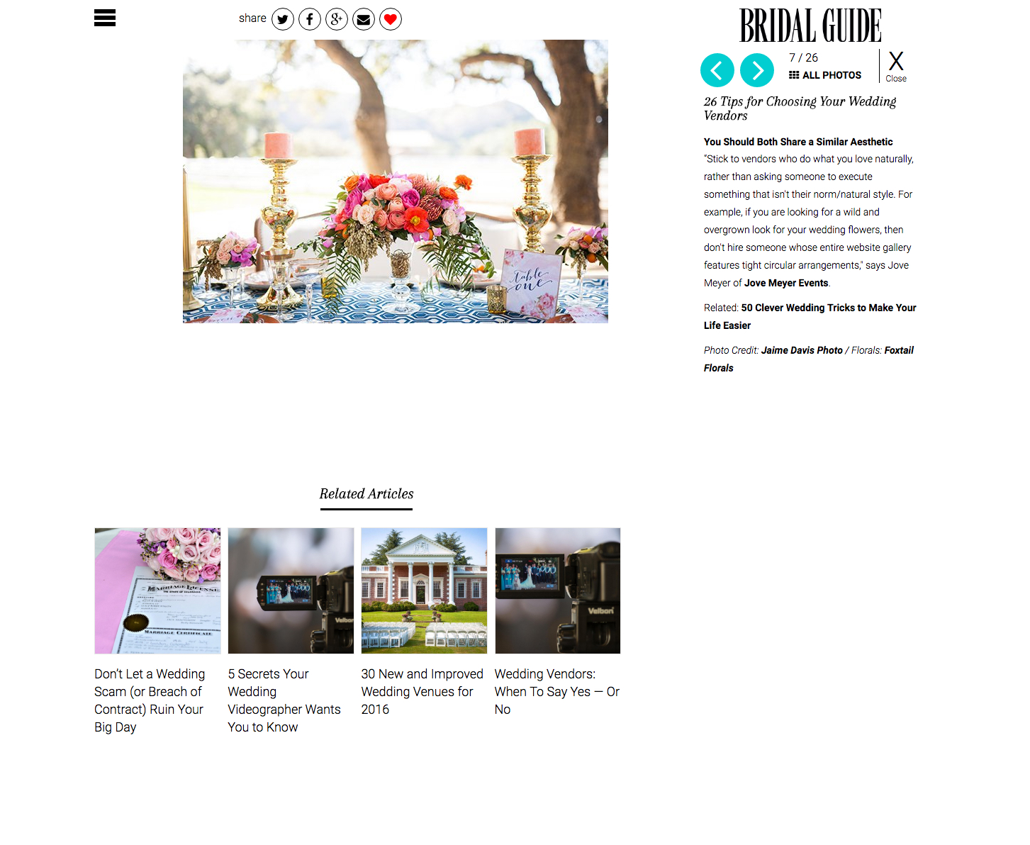 nyc wedding planner jove meyer events featured in bridal guide.jpg