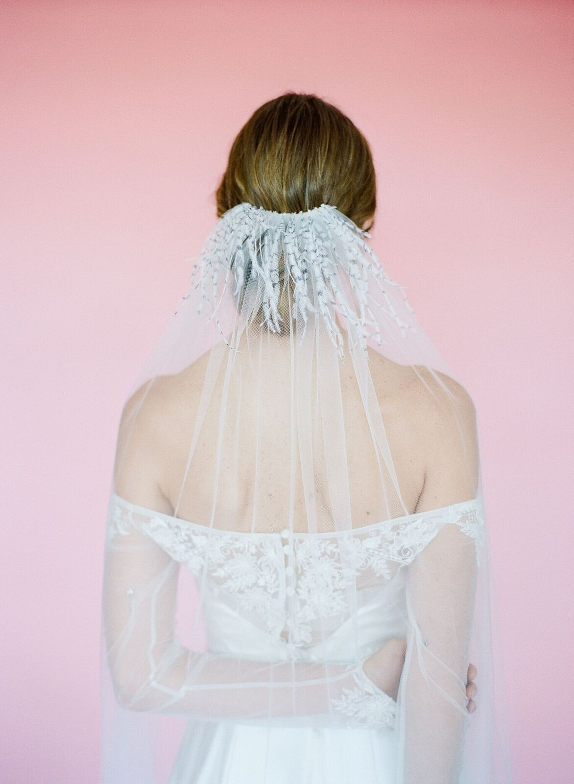 Hushed Commotion, Rebecca Yale 2018 feather veil back_preview.jpeg