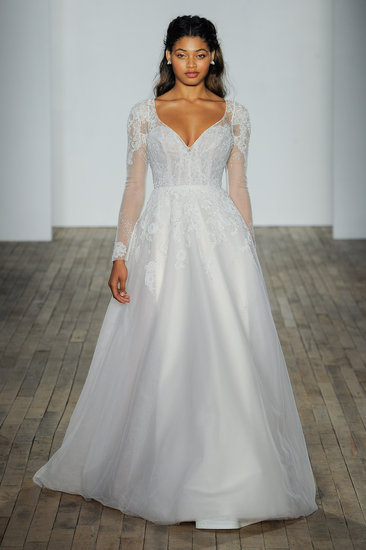 JLM, Bridal Fall 2018, New York City, October 2017